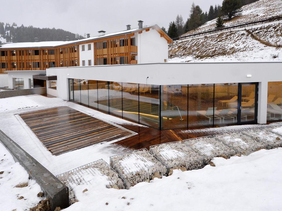Hotel folgaria per bambini e famiglie la baita - Folgaria hotel con piscina ...